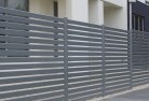 Alton Downs Boundary fencing aluminium 15