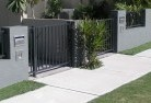 Alton Downs Boundary fencing aluminium 3old