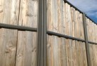 Alton Downs Lap and cap timber fencing 2