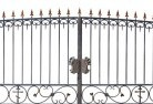 Alton Downs Wrought iron fencing 10