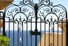 Alton Downs Wrought iron fencing 13