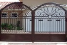 Alton Downs Wrought iron fencing 2